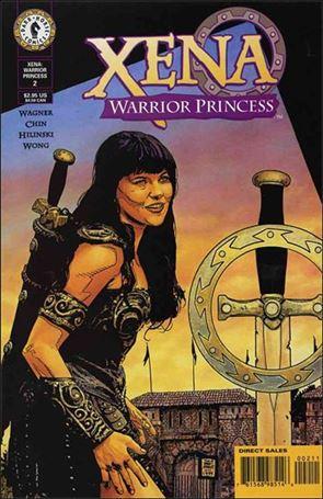 Xena: Warrior Princess (1999) 2-A