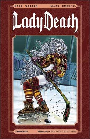 Lady Death (2010) 25-HD
