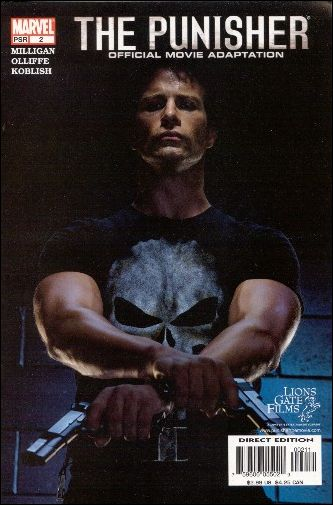 Punisher: Official Movie Adaptation 2-A by Marvel