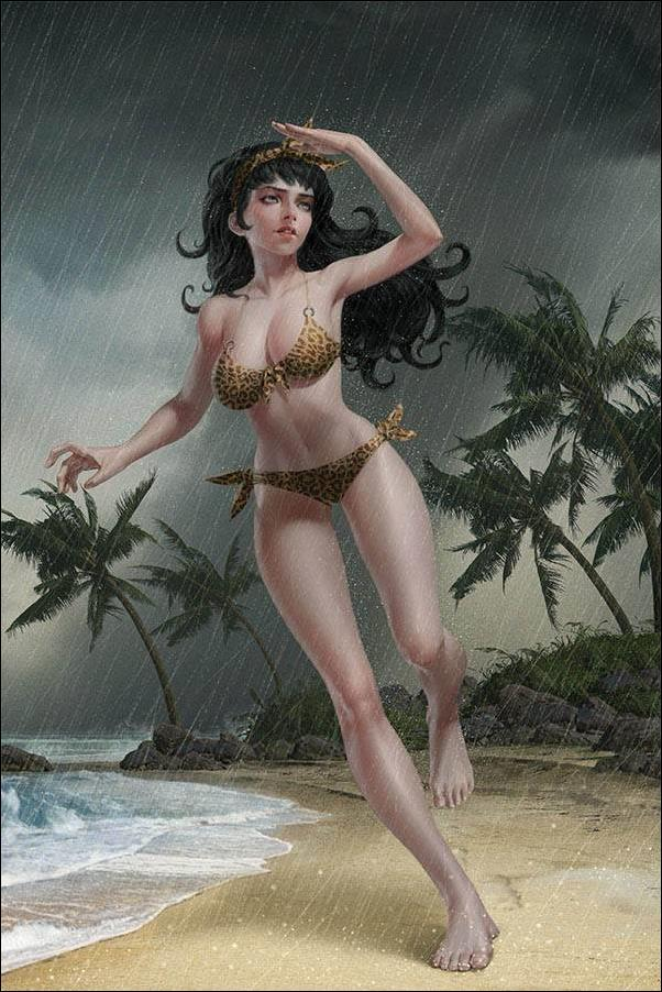 Bettie Page (2020) 2-S by Dynamite Entertainment