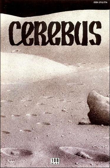 Cerebus 108-A by Aardvark-Vanaheim