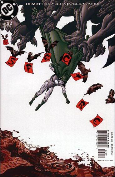 Spectre (2001) 20-A by DC