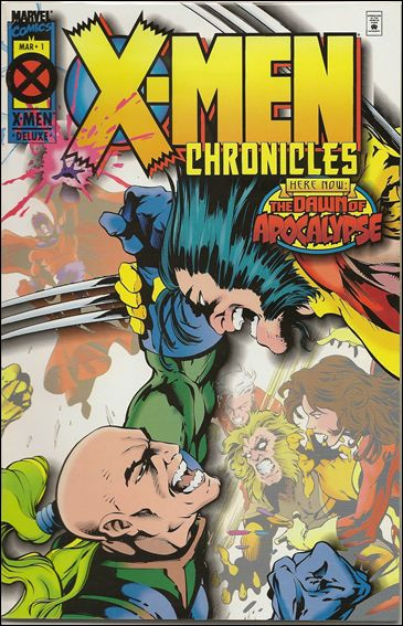 X-Men Chronicles 1-B by Marvel