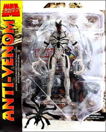 Marvel Select Anti-Venom by Diamond Select