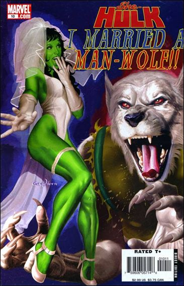 She-Hulk (2005) 10-A by Marvel