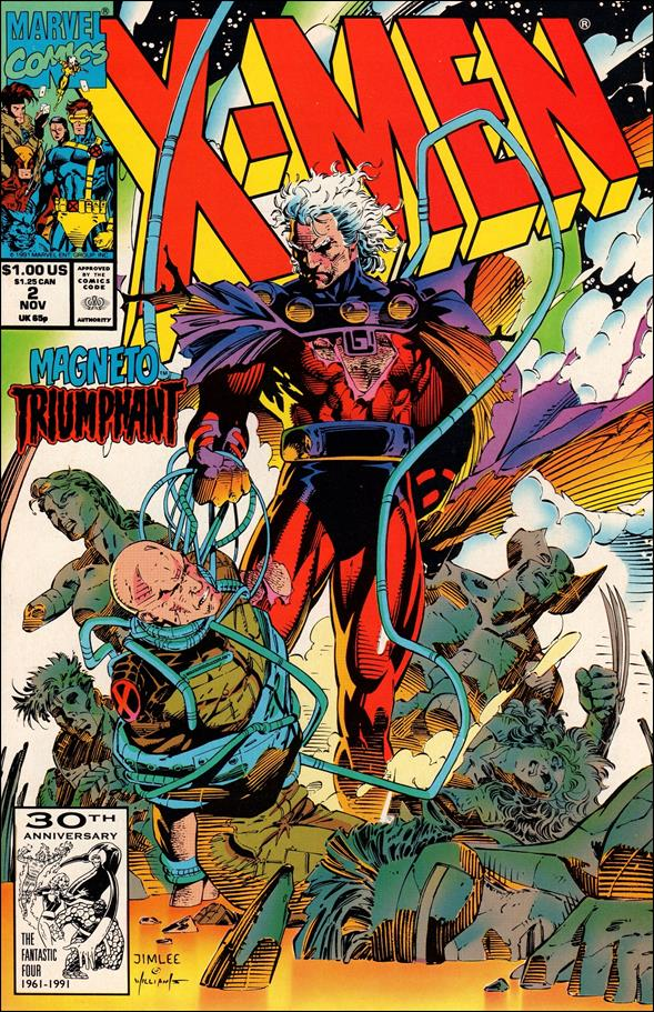 X-Men (1991) 2-A by Marvel