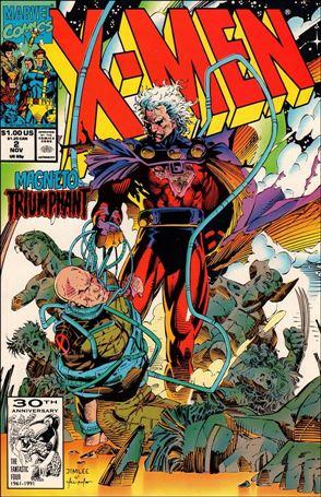 X-Men (1991) 2-A