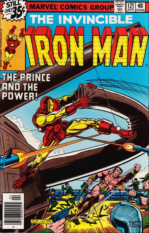Iron Man (1968) 121-A by Marvel