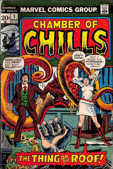 Chamber of Chills (1972) 3-A by Marvel