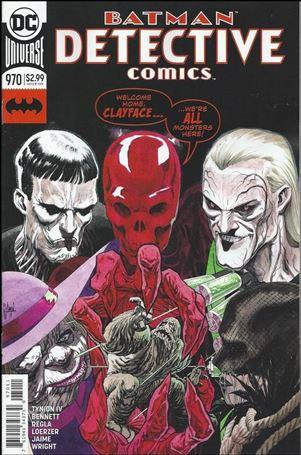 Detective Comics (1937) 970-A