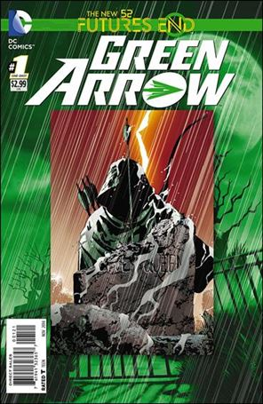 Green Arrow: Futures End 1-B