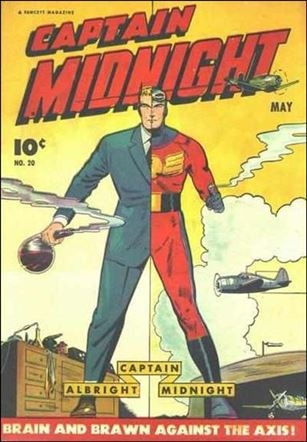 Captain Midnight (1942) 20-A