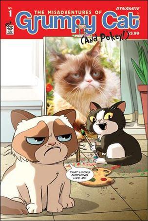 Grumpy Cat 1-E