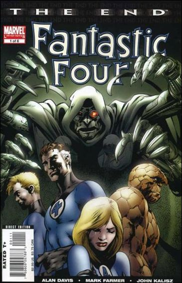 Fantastic Four: The End 1-A by Marvel