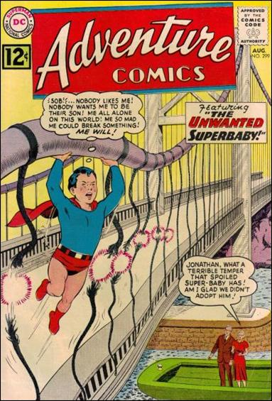Adventure Comics (1938) 299-A by DC