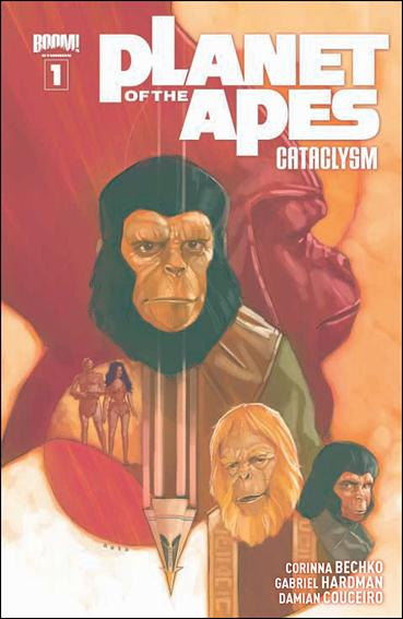 Planet of the Apes: Cataclysm 1-D by Boom! Studios