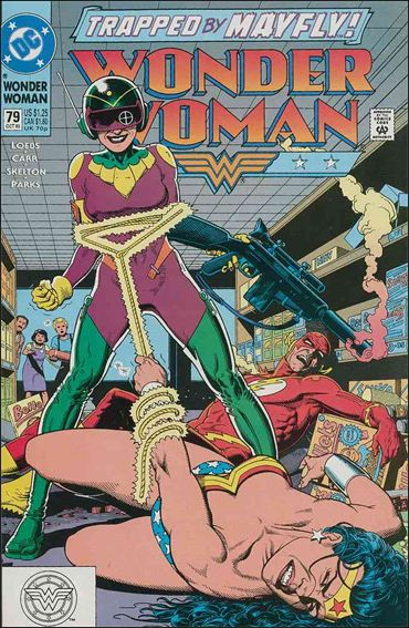 Wonder Woman (1987) 79-A by DC