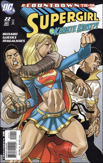 Supergirl (2005) 22-A by DC