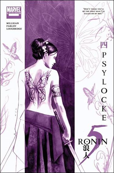 5 Ronin 4-A by Marvel