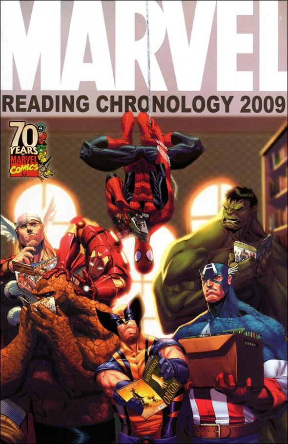 Marvel Reading Chronology nn-A by Marvel