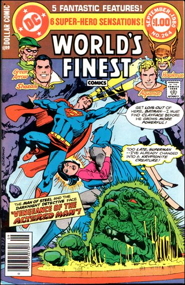 World's Finest Comics 264-A by DC