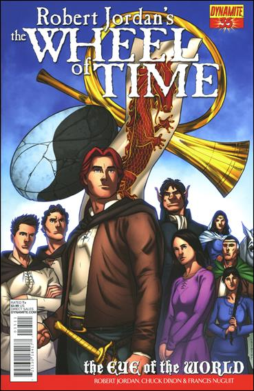 Robert Jordan's Wheel of Time: The Eye of the World (2010) 35-A by Dynamite Entertainment
