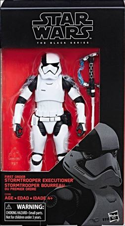 Star Wars: The Force Awakens: The Black Series (Exclusives) First Order Stormtrooper Executioner
