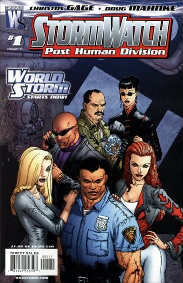 StormWatch: P.H.D. 1-A by WildStorm