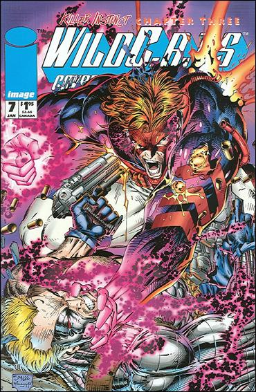 WildC.A.T.s: Covert Action Teams 7-A by Image