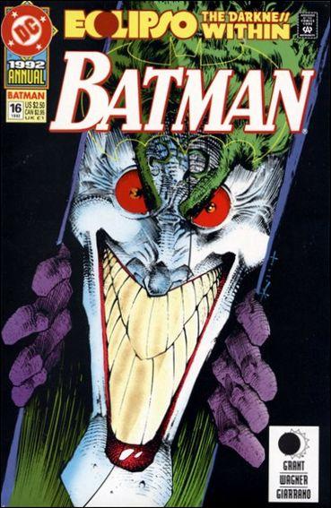 Batman Annual (1961) 16-A by DC