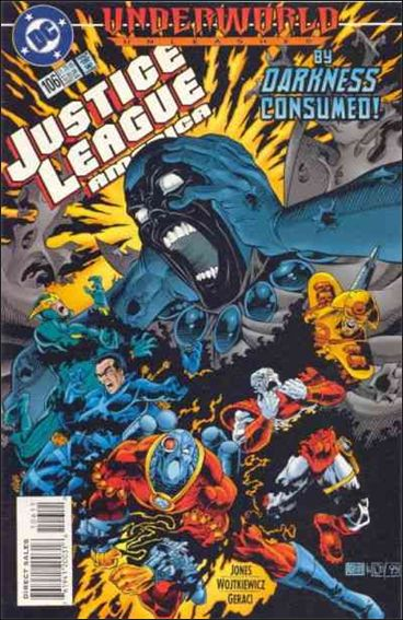 Justice League America 106-A by DC