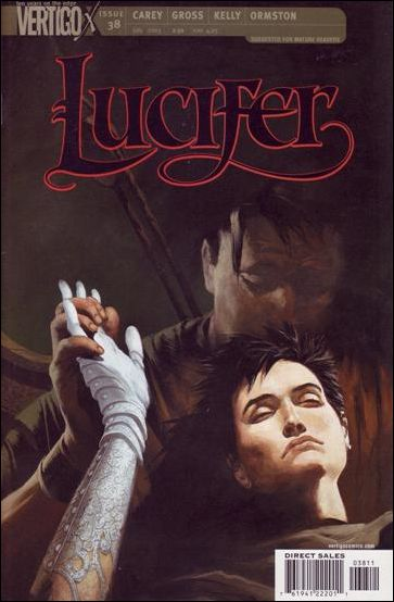 Lucifer (2000) 38-A by Vertigo