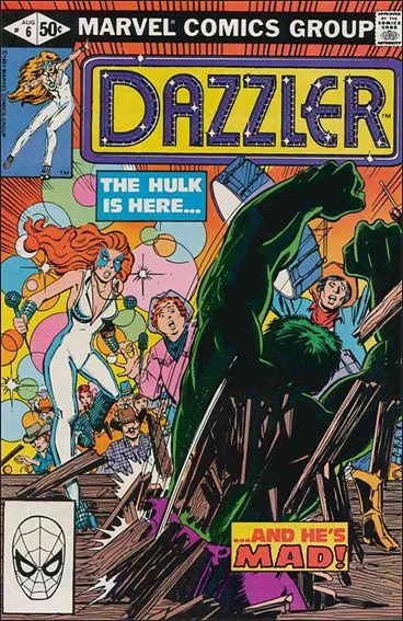 Dazzler (1981) 6-A by Marvel