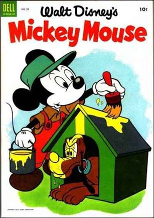Walt Disney's Mickey Mouse 33-A