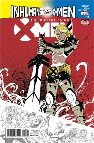Extraordinary X-Men 19-A