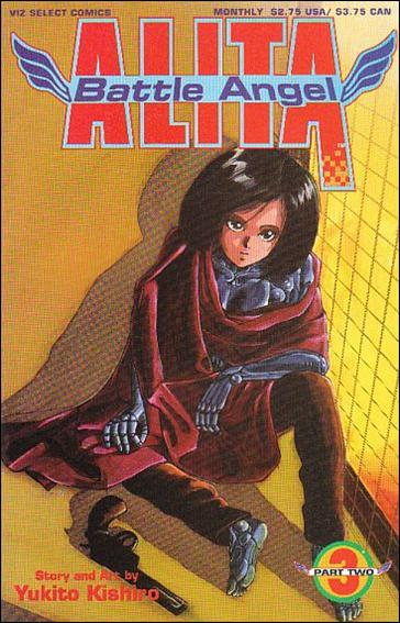 Battle Angel Alita Part 2 3-A by Viz