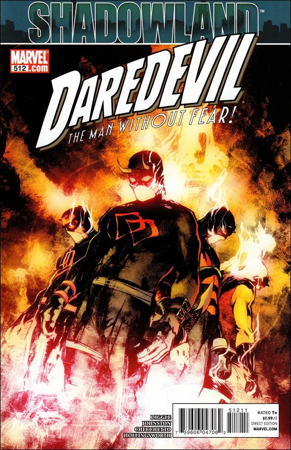 Daredevil (1964) 512-A by Marvel