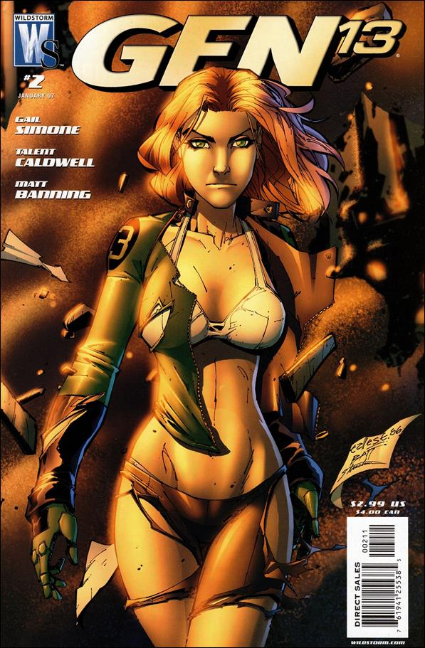 Gen13 (2006) 2-A by WildStorm