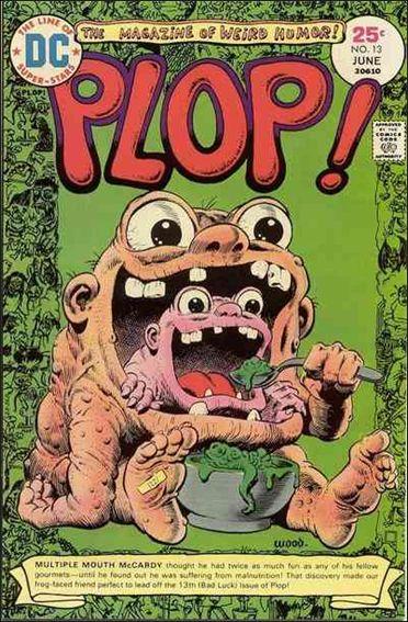 Plop! 13-A by DC