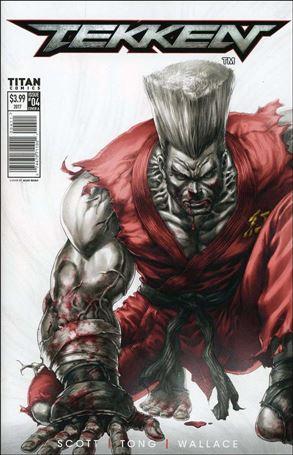 Tekken: Blood Feud 4-A