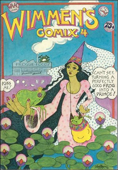 Wimmen's Comix 4-A by Last Gasp