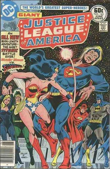 Justice League of America (1960) 143-A by DC