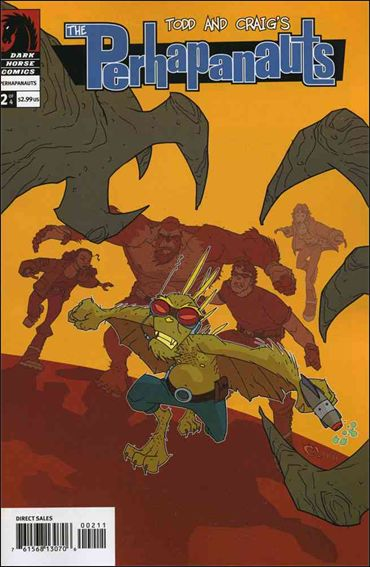 Perhapanauts (2005) 2-A by Dark Horse