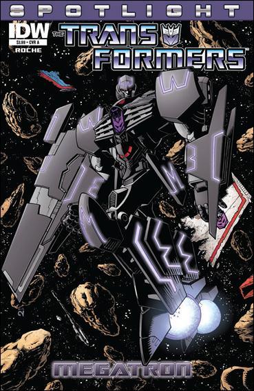 Transformers Spotlight: Megatron nn-A by IDW
