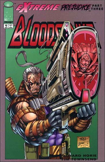 Bloodstrike (1993) 9-A by Image
