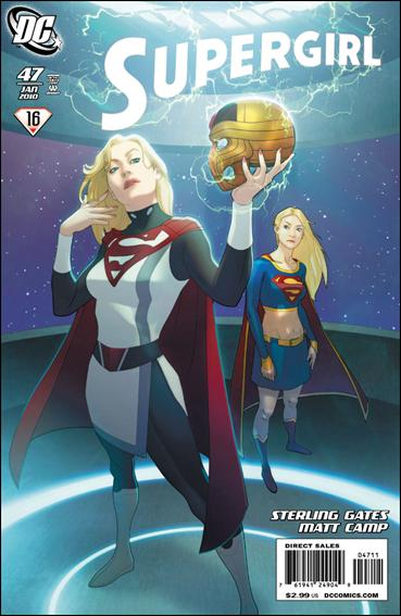 Supergirl (2005) 47-A by DC