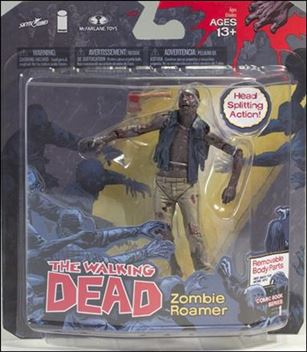Walking Dead (Comic Book Series 1) Zombie Roamer