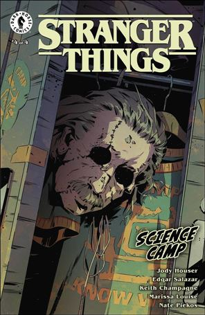 Stranger Things: Science Camp 4-C