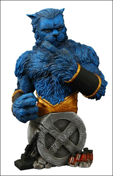 Marvel Universe Mini-Busts Astonishing X-Men Beast 1/2500 by Diamond Select
