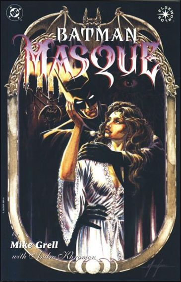Batman: Masque nn-A by DC